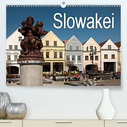 Slowakei (Premium, hochwertiger DIN A2 Wandkalender 2020, Kunstdruck in Hochglanz) von Hallweger,  Christian