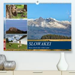 Slowakei – Reise durch das wilde Land (Premium, hochwertiger DIN A2 Wandkalender 2020, Kunstdruck in Hochglanz) von Schörkhuber,  Johann