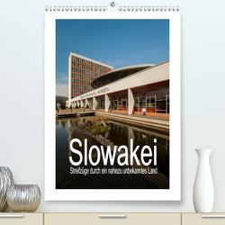 Slowakei – Streifzüge durch ein nahezu unbekanntes Land (Premium, hochwertiger DIN A2 Wandkalender 2020, Kunstdruck in Hochglanz) von Hallweger,  Christian