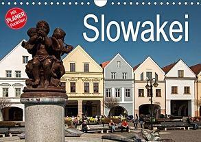 Slowakei (Wandkalender 2018 DIN A4 quer) von Hallweger,  Christian