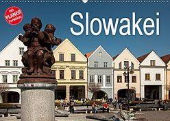 Slowakei (Wandkalender 2019 DIN A2 quer) von Hallweger,  Christian