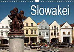 Slowakei (Wandkalender 2019 DIN A4 quer) von Hallweger,  Christian