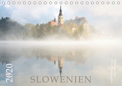 Slowenien – 2020 (Tischkalender 2020 DIN A5 quer) von Photography,  iPics