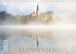 Slowenien – 2020 (Wandkalender 2020 DIN A4 quer) von Photography,  iPics