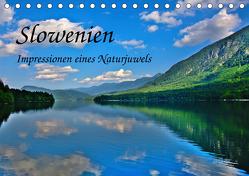 Slowenien – Impressionen eines Naturjuwels (Tischkalender 2019 DIN A5 quer) von Plastron Pictures,  Lost