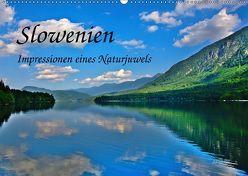 Slowenien – Impressionen eines Naturjuwels (Wandkalender 2019 DIN A2 quer) von Plastron Pictures,  Lost