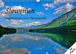 Slowenien – Impressionen eines Naturjuwels (Wandkalender 2020 DIN A3 quer) von Plastron Pictures,  Lost