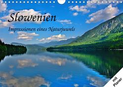 Slowenien – Impressionen eines Naturjuwels (Wandkalender 2020 DIN A4 quer) von Plastron Pictures,  Lost