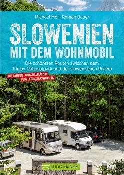 Slowenien mit dem Wohnmobil von cloud-9-group GmbH mein PLATZ,  Roman, Moll,  Michael