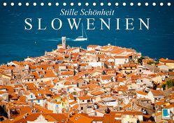 Slowenien – Stille Schönheit (Tischkalender 2019 DIN A5 quer) von CALVENDO