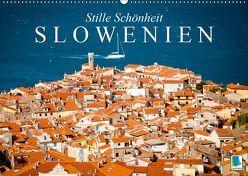 Slowenien – Stille Schönheit (Wandkalender 2019 DIN A2 quer) von CALVENDO
