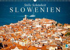 Slowenien – Stille Schönheit (Wandkalender 2019 DIN A3 quer) von CALVENDO
