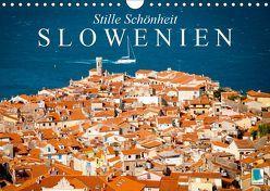 Slowenien – Stille Schönheit (Wandkalender 2019 DIN A4 quer) von CALVENDO