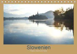 Slowenien – Triglav, Karst und Adria (Tischkalender 2019 DIN A5 quer) von Fotokullt