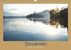 Slowenien – Triglav, Karst und Adria (Wandkalender 2019 DIN A3 quer)