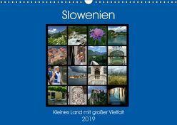 Slowenien (Wandkalender 2019 DIN A3 quer) von Neurohr,  Heinz