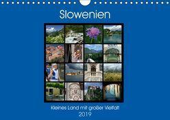 Slowenien (Wandkalender 2019 DIN A4 quer) von Neurohr,  Heinz