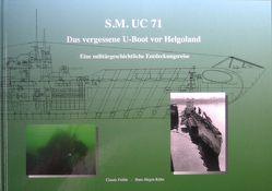 SM UC 71 von Fröhle,  Claude, Kühn,  Hans J