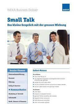 Small Talk von Hensch,  Simone C.