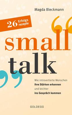 Smalltalk von Bleckmann,  Magda