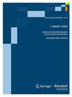 Smart Cities von acatech - Deutsche Akademie der Technikw