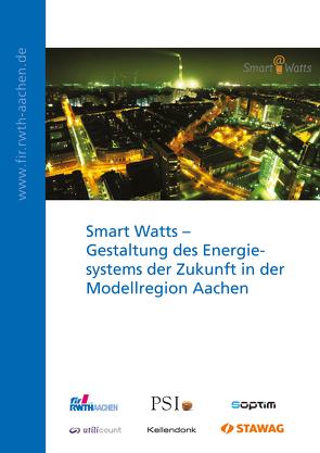Smart Watts von Schuh,  Günther, Stich,  Volker