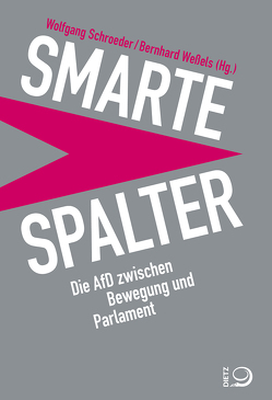 Smarte Spalter von Schroeder,  Wolfgang, Weßels,  Bernhard