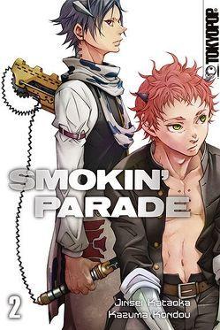 Smokin' Parade 02 von Kataoka,  Jinsei, Kondou,  Kazuma