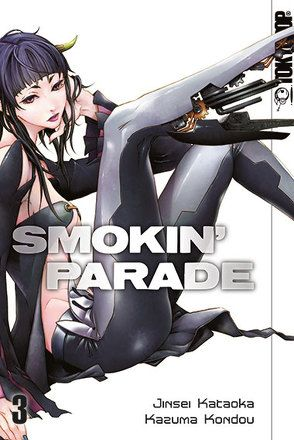 Smokin' Parade 03 von Kataoka,  Jinsei, Kondou,  Kazuma