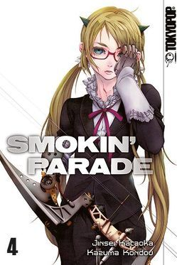 Smokin' Parade 04 von Kataoka,  Jinsei, Kondou,  Kazuma
