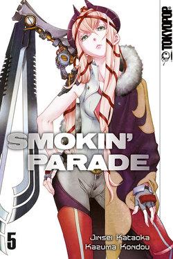 Smokin' Parade 05 von Kataoka,  Jinsei, Kondou,  Kazuma