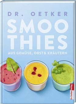 Smoothies von Dr. Oetker