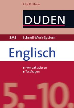 SMS Englisch 5.-10. Klasse von Birko-Fleming,  Nathalie, Krause,  Marion