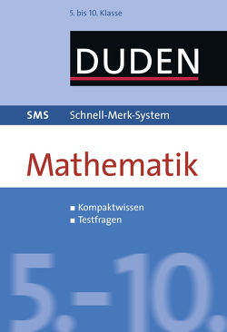 SMS Mathematik 5.-10. Klasse von Bahro,  Uwe, Krause,  Marion