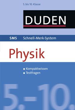 SMS Physik 5.-10. Klasse von Bienioschek,  Horst, Krause,  Marion