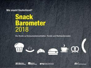 Snack-Barometer 2018 von afz - allgemeine fleischer zeitung, Allgemeine BäckerZeitung (ABZ)