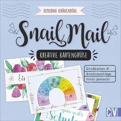 Snail Mail – Kreative Kartengrüße von Krähenbühl,  Deborah