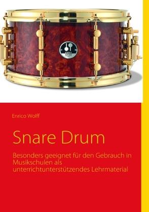 Snare Drum von Wolff,  Enrico