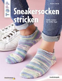 Sneakersocken stricken (kreativ.kompakt) von Bergk,  Dagmar