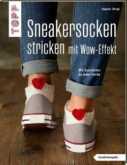 Sneakersocken stricken mit Wow-Effekt (kreativ.kompakt.) von Bergk,  Dagmar