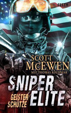Sniper Elite: Geisterschütze von McEwen,  Scott