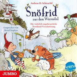 Snöfrid aus dem Wiesental. Die wahrlich ungeheuerliche Nordland-Verschwörung von Schmachtl,  Andreas H., Stephan,  Bernd