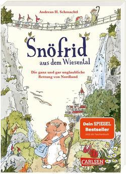 Snöfrid aus dem Wiesental von Schmachtl,  Andreas H.
