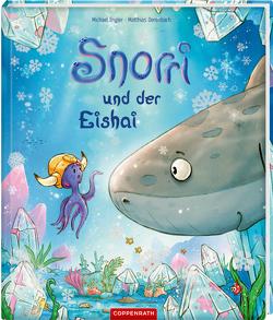Snorri und der Eishai (Bd. 2) von Derenbach,  Matthias, Engler,  Michael