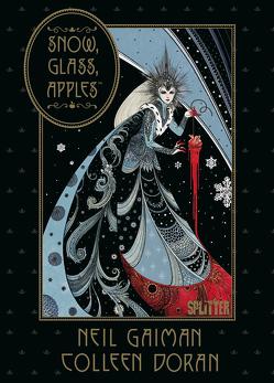 Snow, Glass, Apples von Doran,  Colleen, Gaiman,  Neil