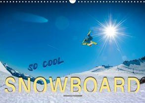 Snowboard – so cool (Wandkalender 2018 DIN A3 quer) von Roder,  Peter