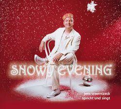 Snowy Evening von Aiken,  Conrad, Andersen,  Christian, Puschkin,  Alexander S, Wawrczeck,  Jens