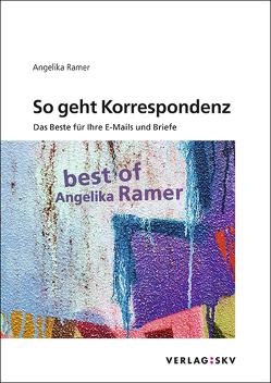So geht Korrespondenz von Ramer,  Angelika