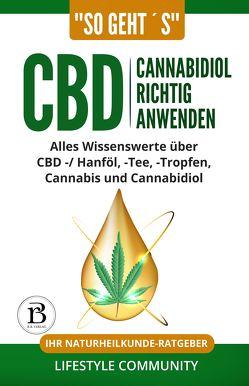 """so geht´s"": CBD Cannabidiol richtig anwenden"