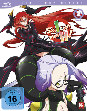 So I Can't Play H – Blu-ray 2 von Takahashi,  Takeo